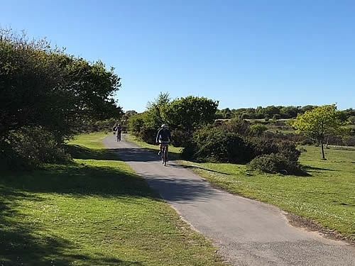 Cycling Dartmoor's Drakes Trail