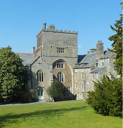 Buckland Abbey (National Trust) makes a great day out for all the family