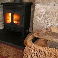 Open all year - enjoy a cosy winter break in this Dartmoor cottage