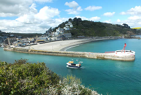 Looe - a great day out for all the family